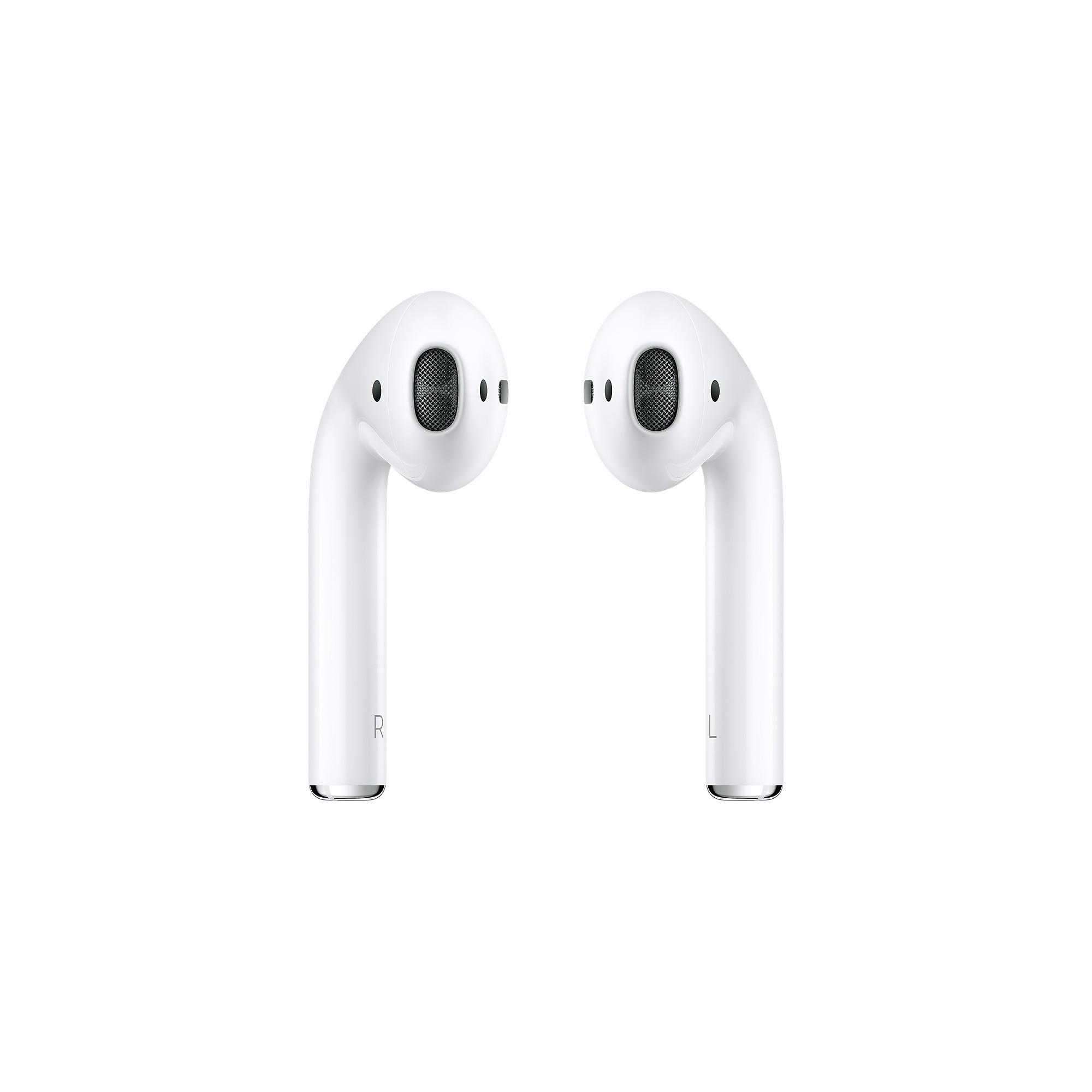 Apple AirPods - bezdrátová sluchátka do uší