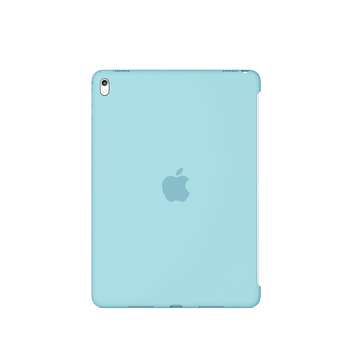 Apple silikonové pouzdro na 9,7palcový iPad Pro - Sea Blue