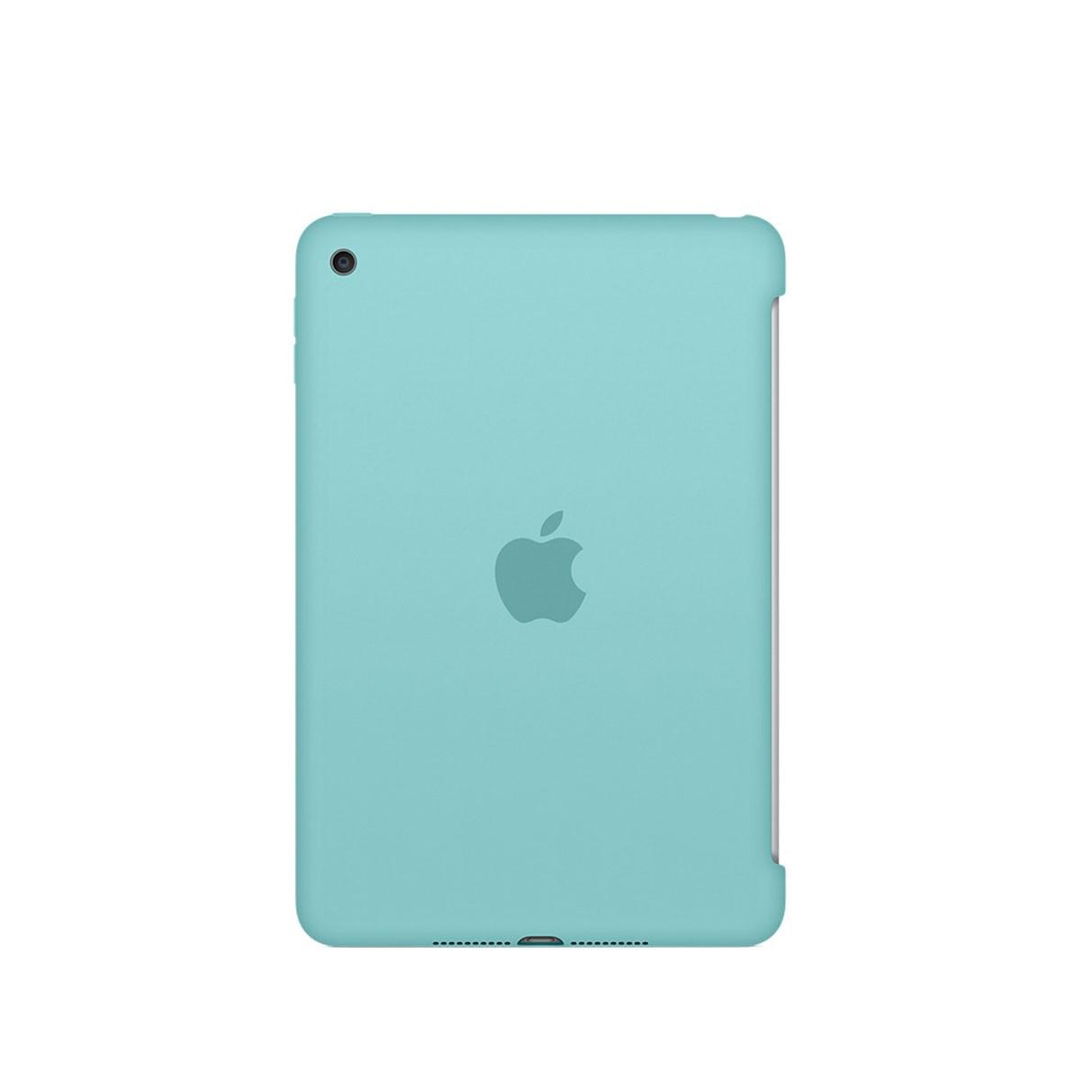 Apple Silikonové pouzdro na iPad mini 4 – jezerně modré