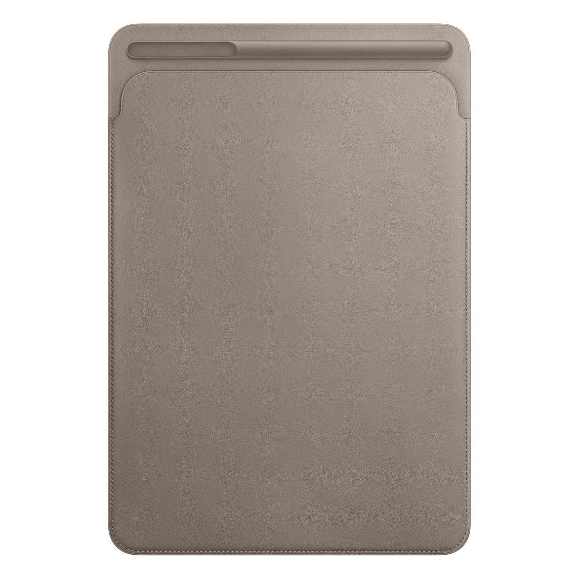 Kožený návlek na 10,5palcový iPad Pro - kouřový