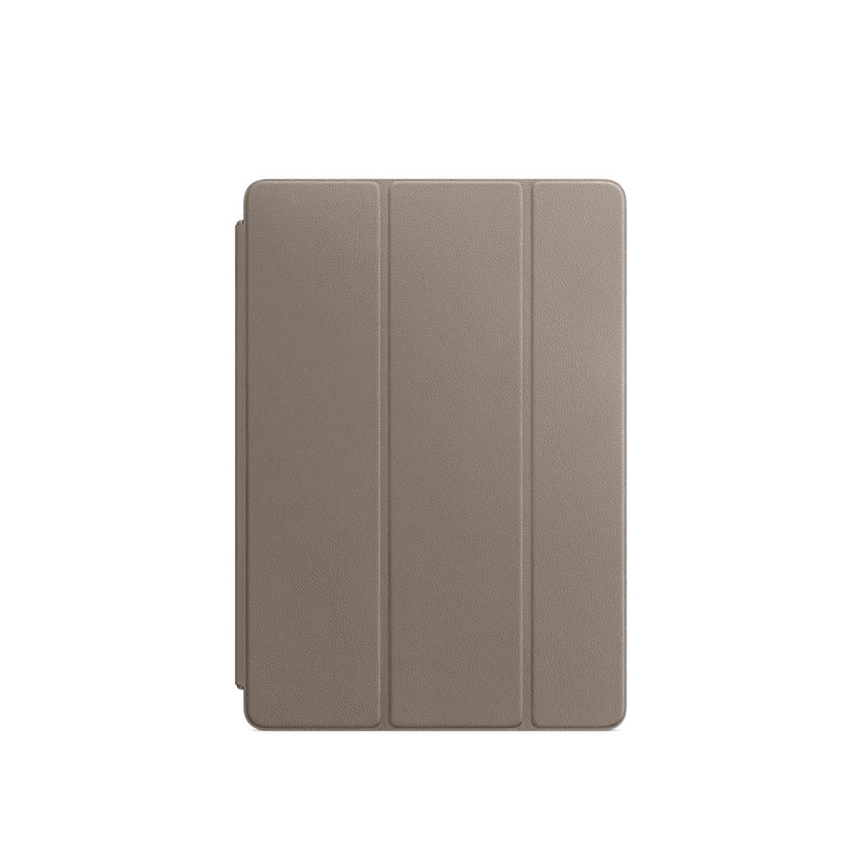 Kožený Smart Cover na 10,5palcový iPad Pro - kouřový