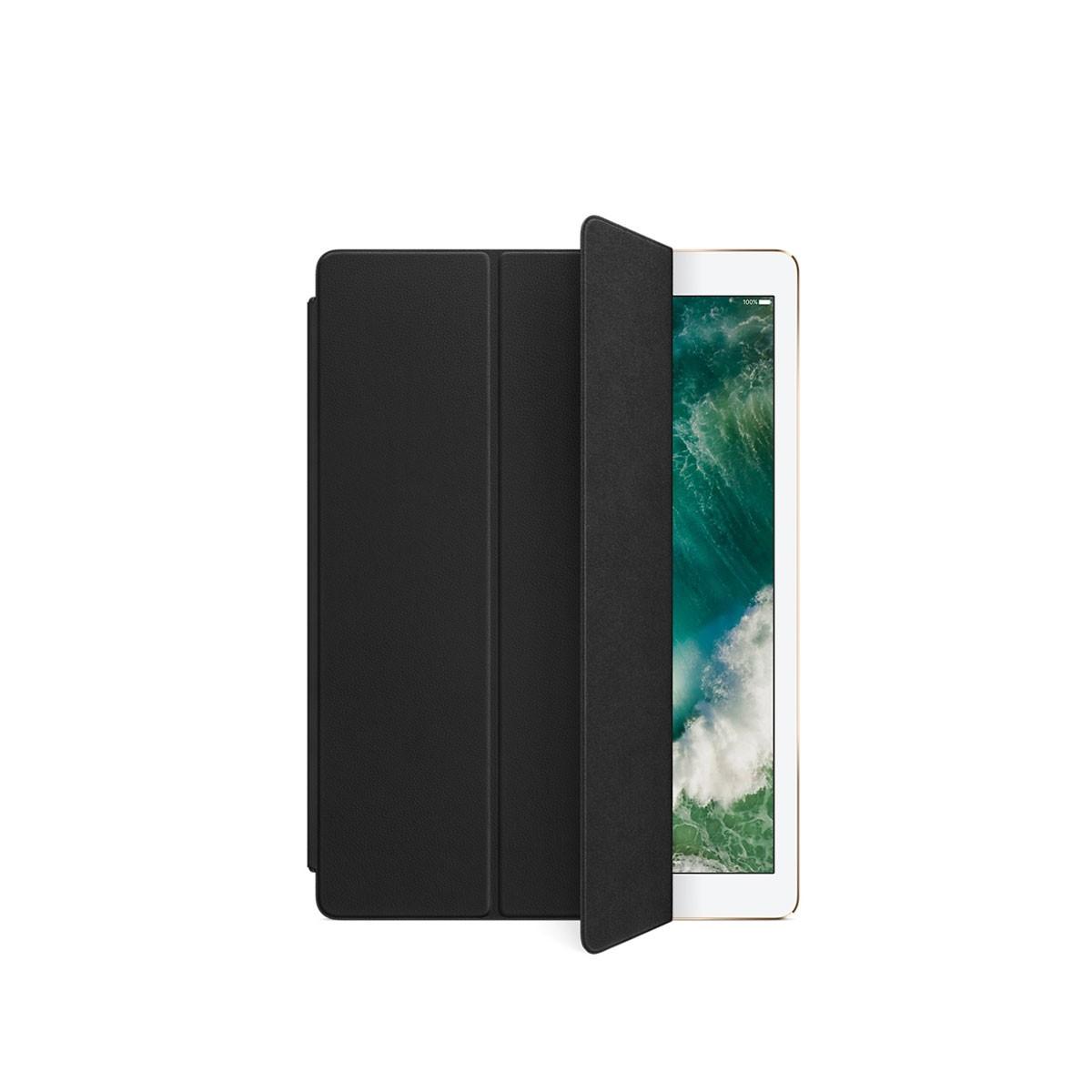 Kožený Smart Cover na 12,9palcový iPad Pro - černý