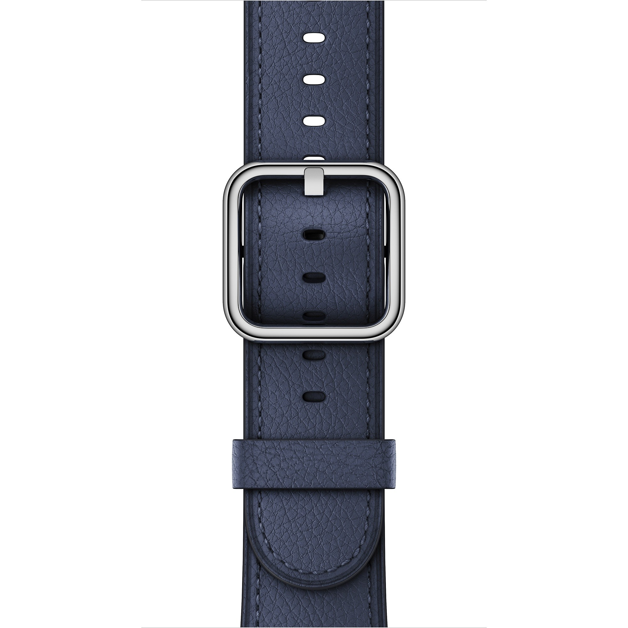 Apple - 42mm půlnočně modrý řemínek s klasickou přezkou