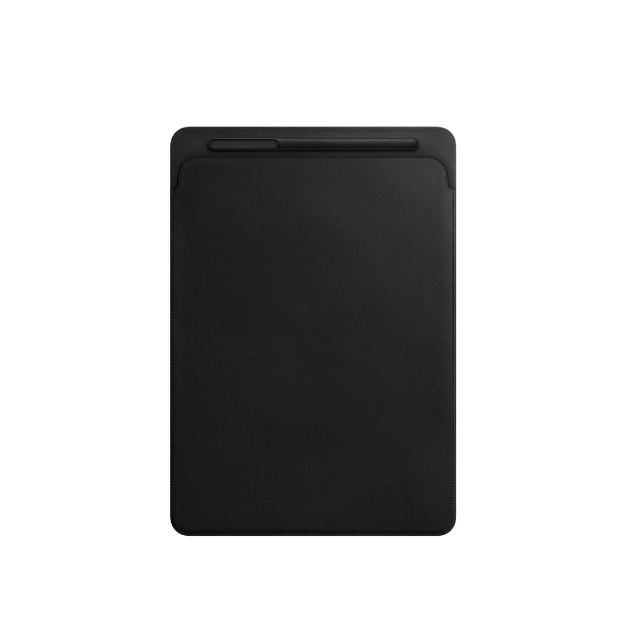 Kožený návlek na 12,9palcový iPad Pro - černý