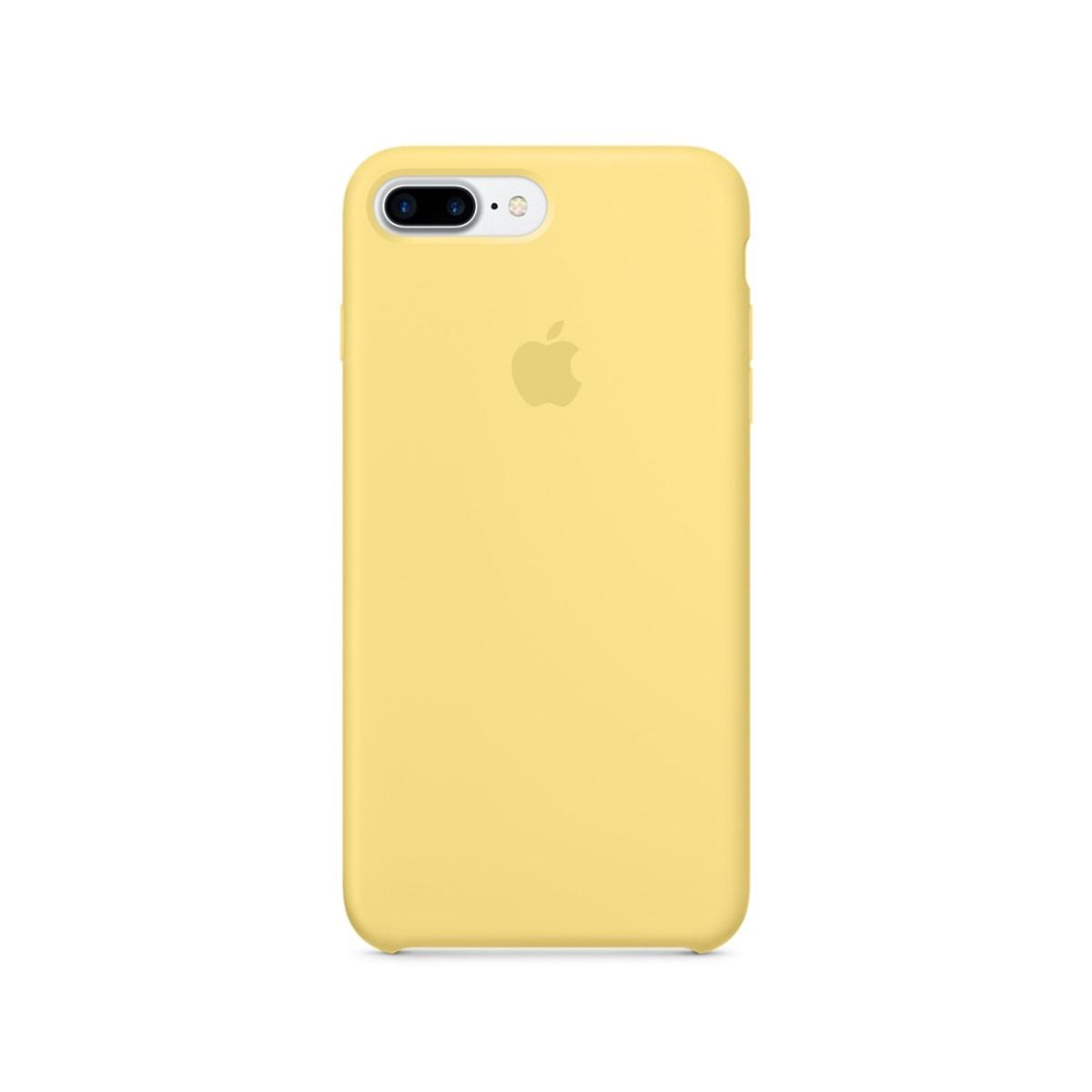 Silikonový kryt na iPhone 7 Plus – pampeliškový