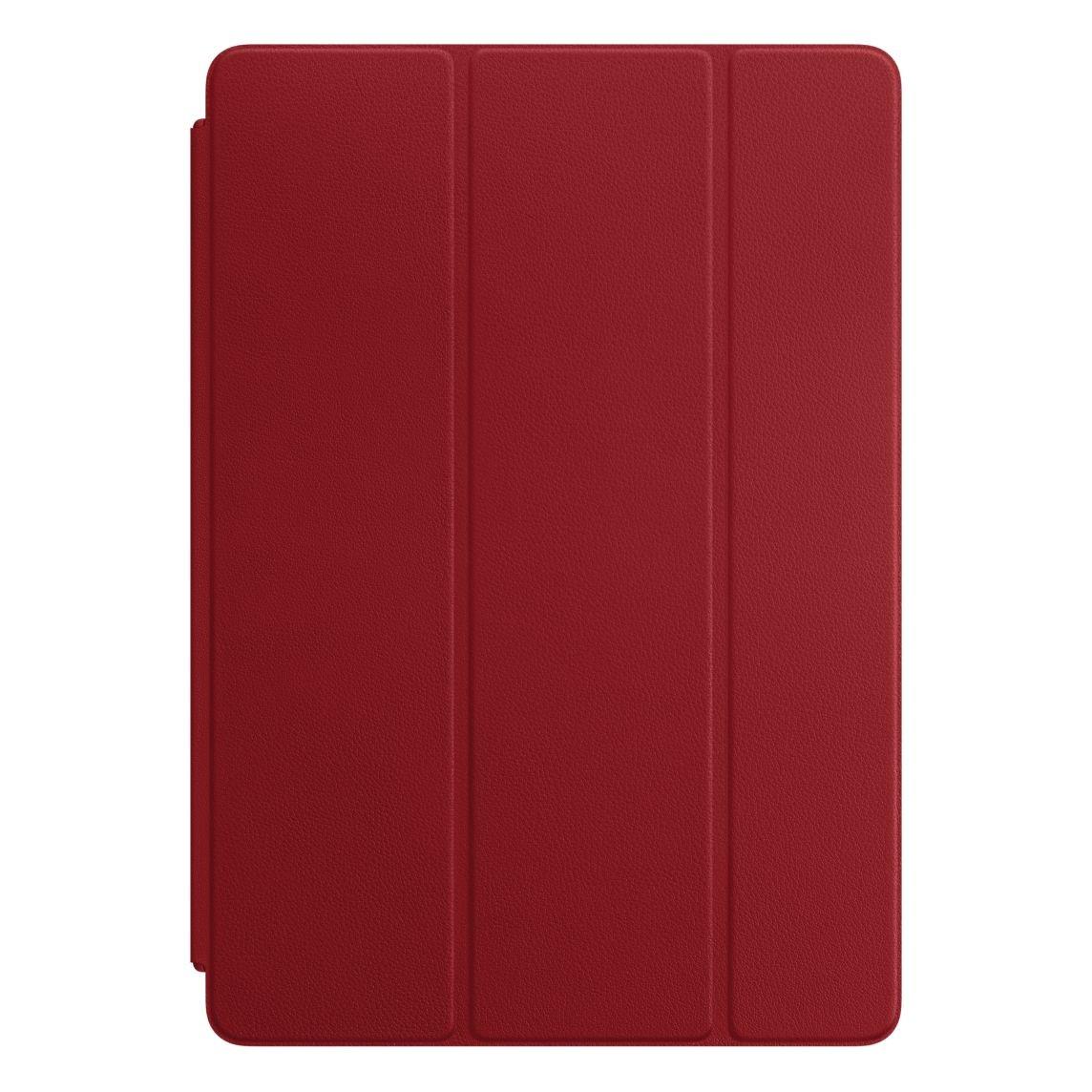 Kožený Smart Cover na 10,5palcový iPad Pro – (PRODUCT)RED