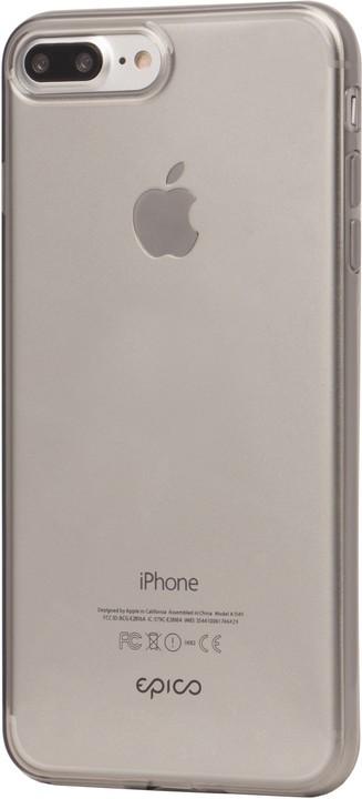EPICO TWIGGY GLOSS for iPhone 7 plus, semi-black