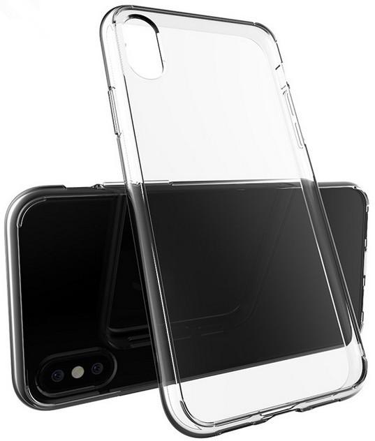EPICO Twiggy Gloss kryt pro iPhone X - černý