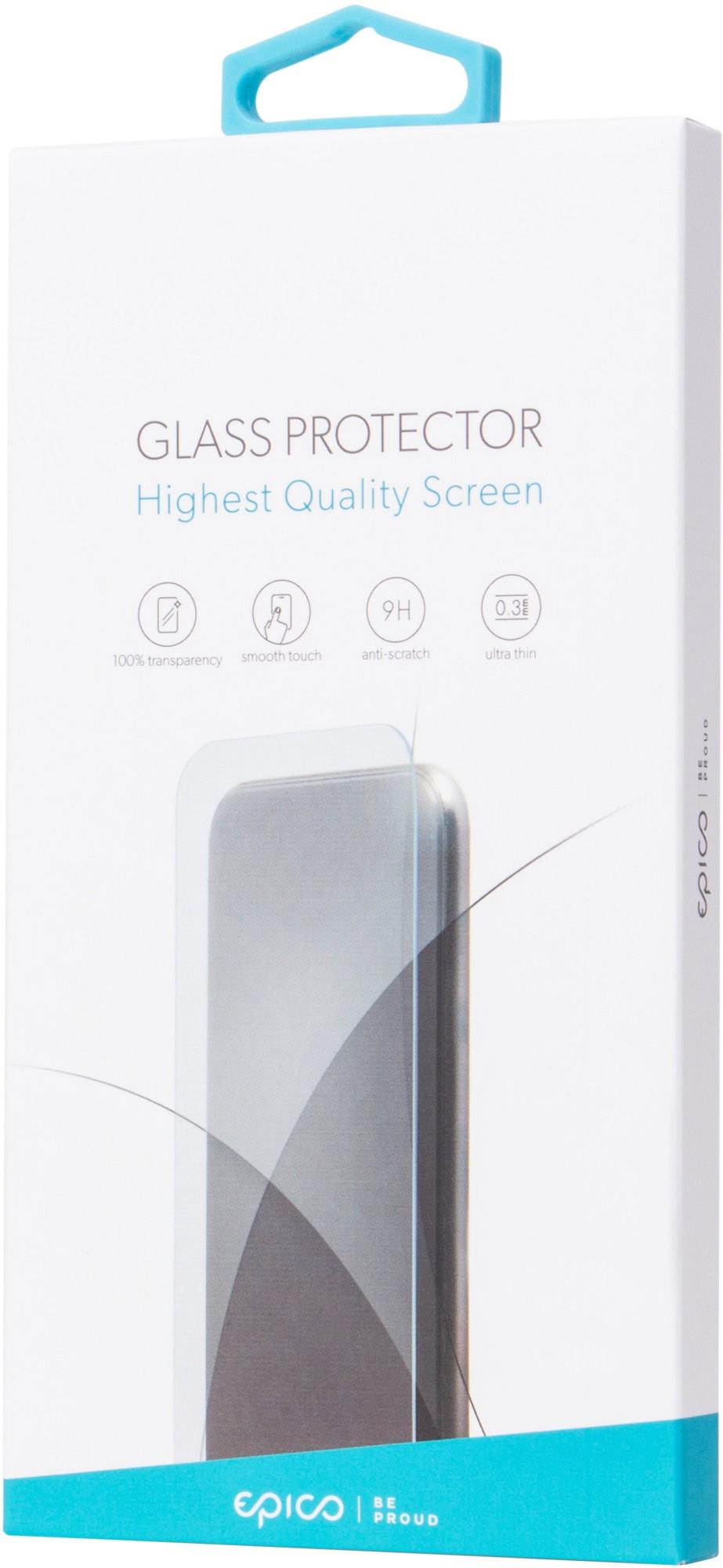 EPICO FLEXIGLASS - iPhone 6 / 6s / 7 / 8