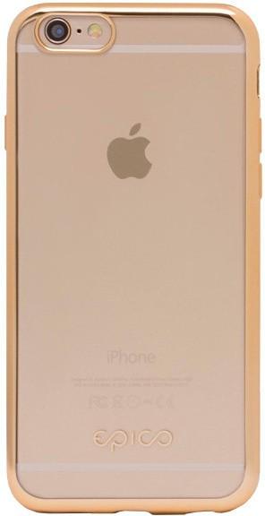 EPICO BRIGHT, kryt pro iPhone 6/6s - zlatý