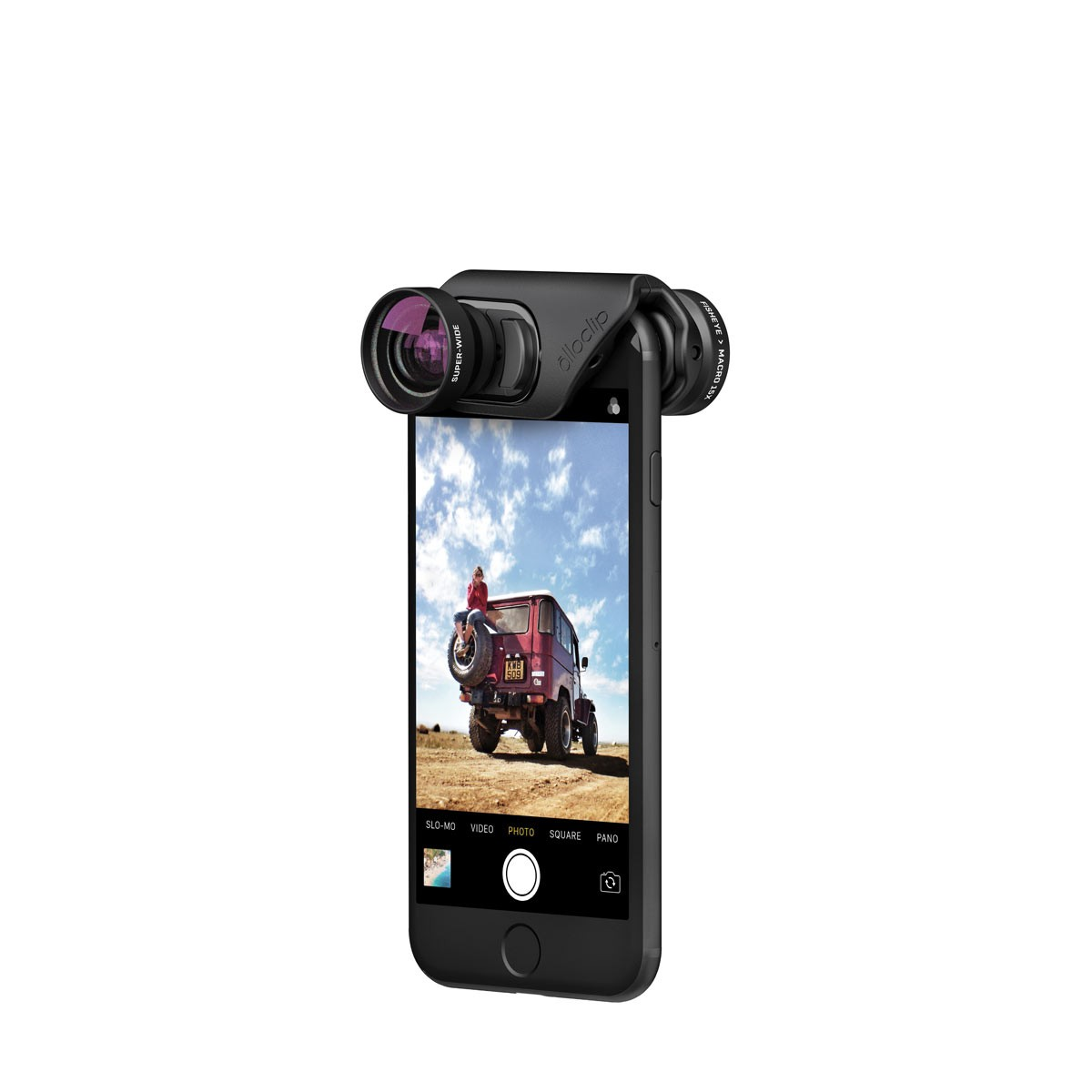 OlloClip - Core Lens for iPhone 7/7 Plus