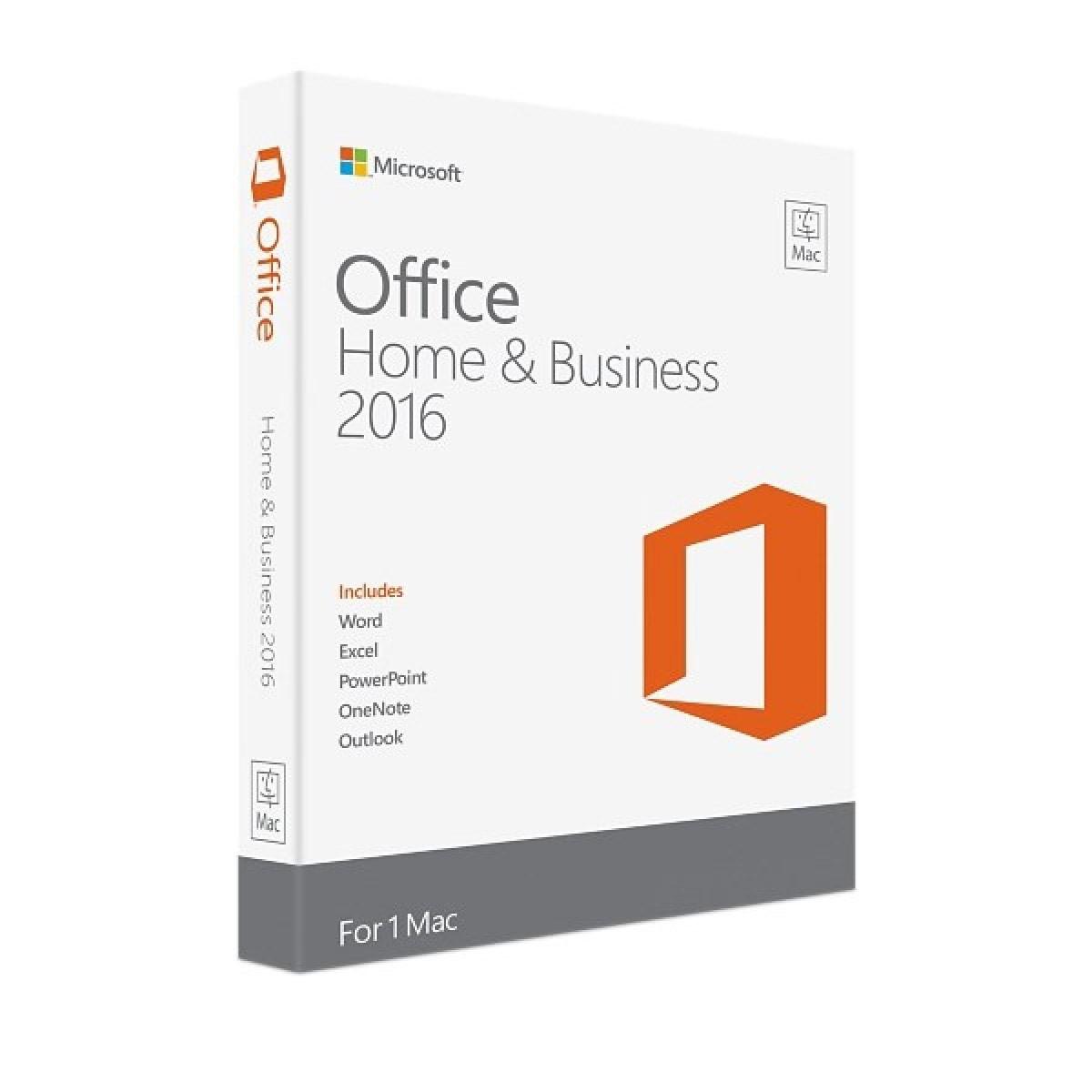 Office 2016 pro domácnosti a podnikatele (1 počítač)