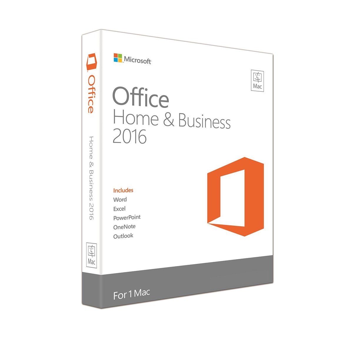 Microsoft Office Home & Business 2016 pro Mac