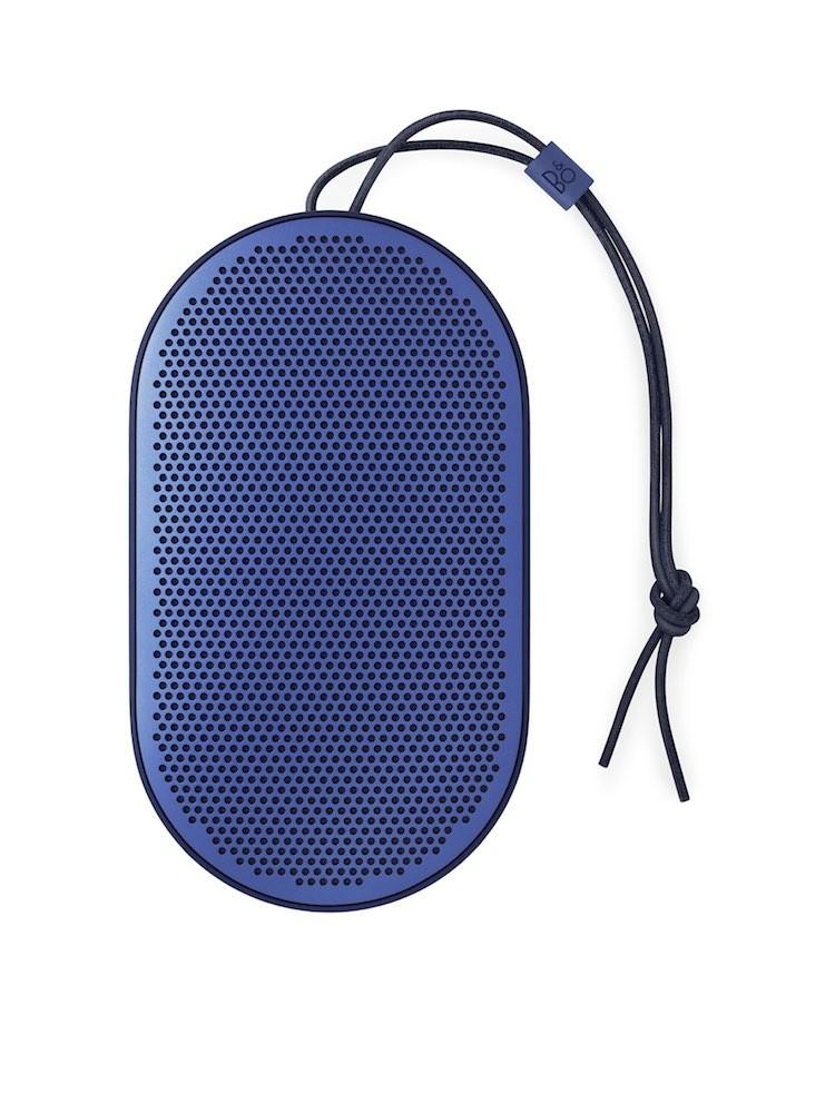B&O PLAY - Beoplay bezdrátový reproduktor P2 - královská modrá