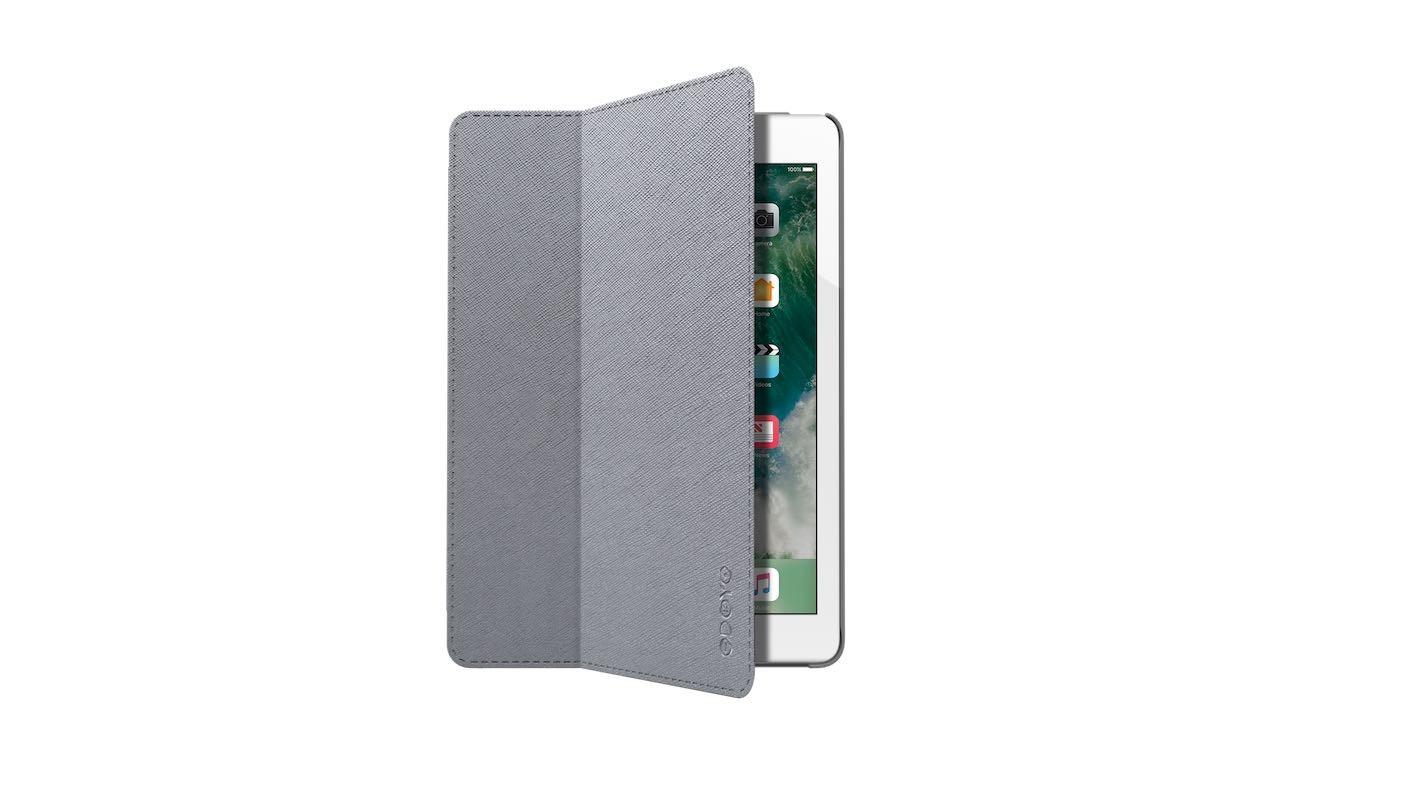 ODOYO AIRCOAT kryt pro iPad - stříbrný