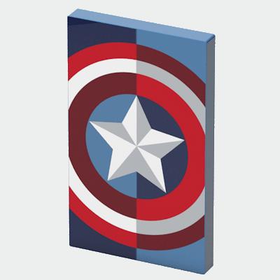 Tribe Marvel Captain America 4000mAh power banka