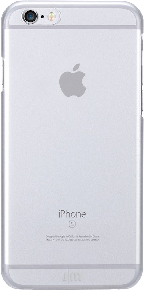 Just Mobile TENC, bílý kryt pro iPhone 6+ / 6s+