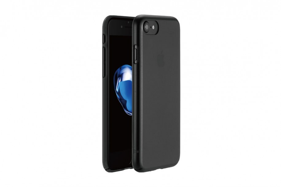 Just Mobile Tenc case for iPhone 7 - Matte Black