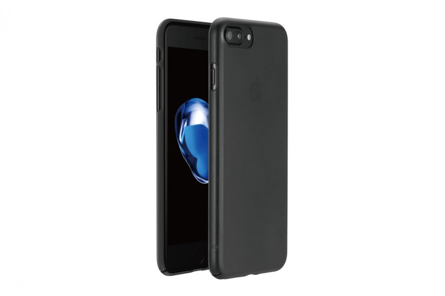 Just Mobile Tenc case for iPhone 7 Plus - Matte Black
