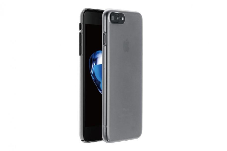 Kryt na iPhone 7 Plus Just Mobile Tenc - průhledný, matný