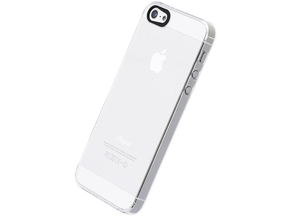 Power Support Air Jacket pro iPhone SE/5s/5 - průhledný