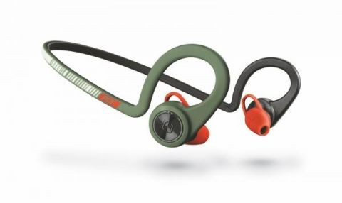 Bezdrátová sluchátka Plantronics BackBeat Fit Stereo, zelená
