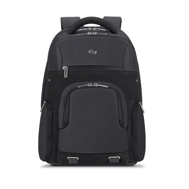 "Solo Stealth Backpack - batoh pro 15.6"" Macbook/laptop - černý"