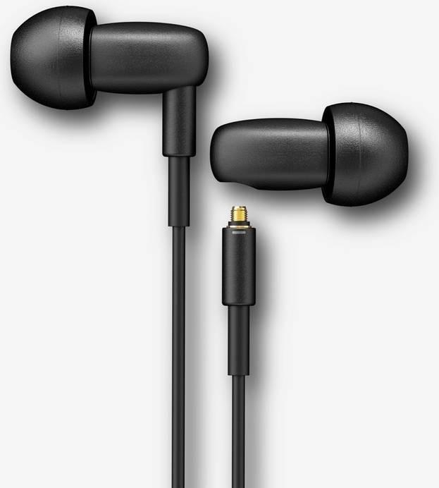 Sluchátka Jays q-Jays - černá