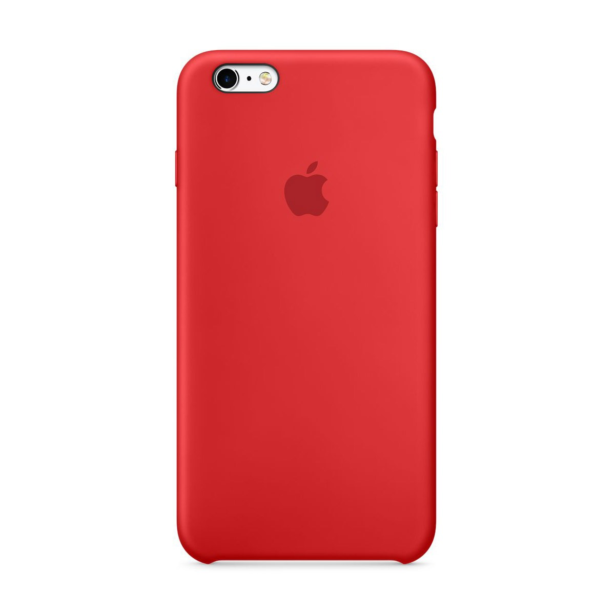 Apple silikonový kryt na iPhone 6s Plus - (PRODUCT)RED mkxm2zm/a