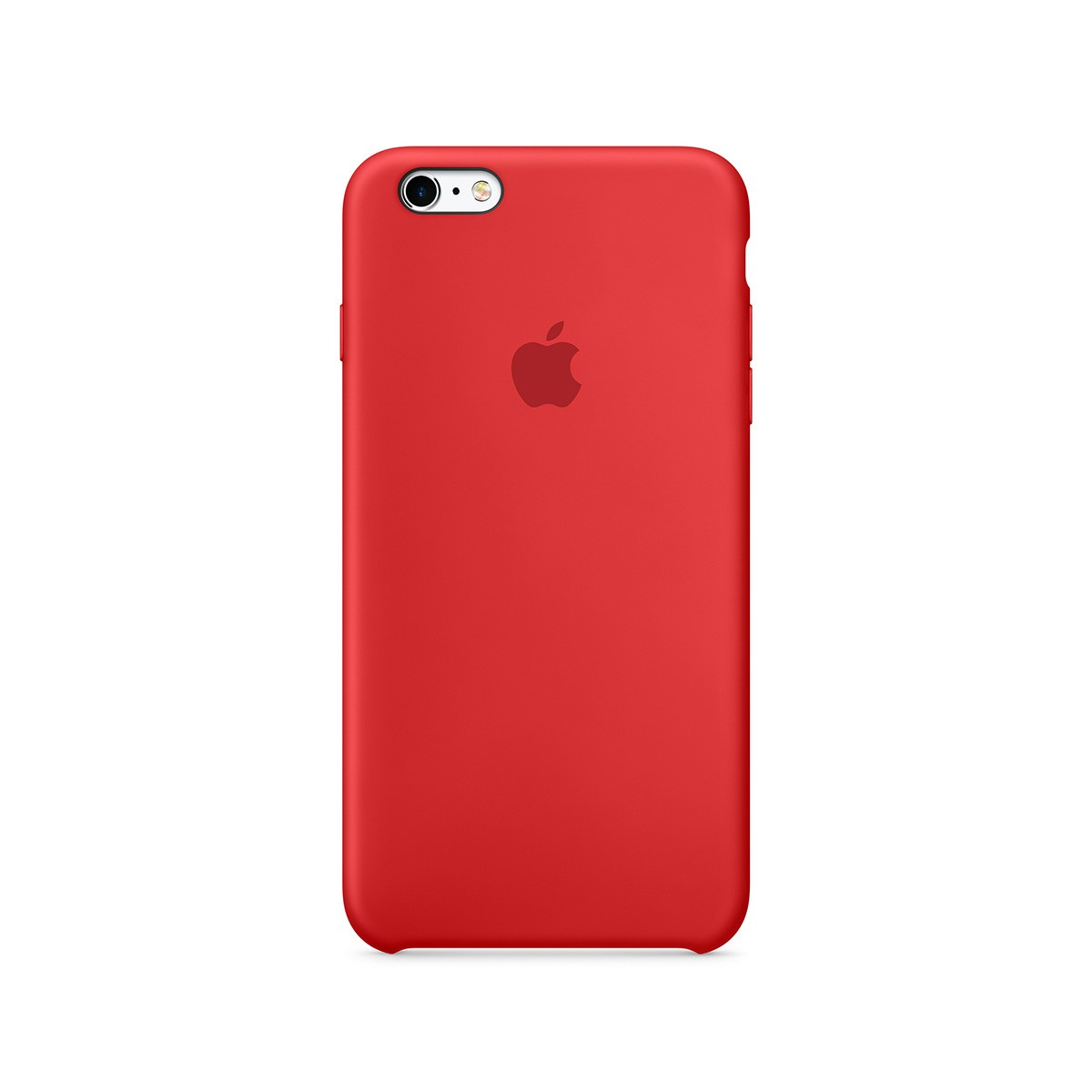Apple silikonový kryt na iPhone 6s - (PRODUCT)RED