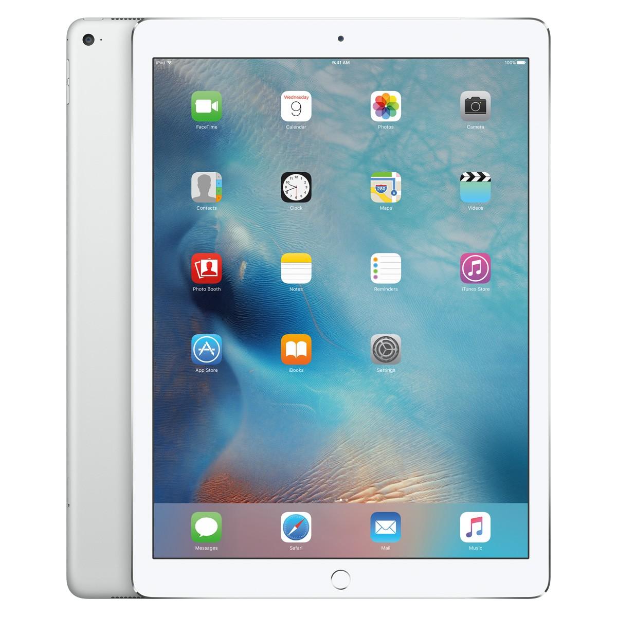 12,9palcový iPad Pro Wi-Fi + Cellular 128 GB – stříbrný ml2j2fd/a