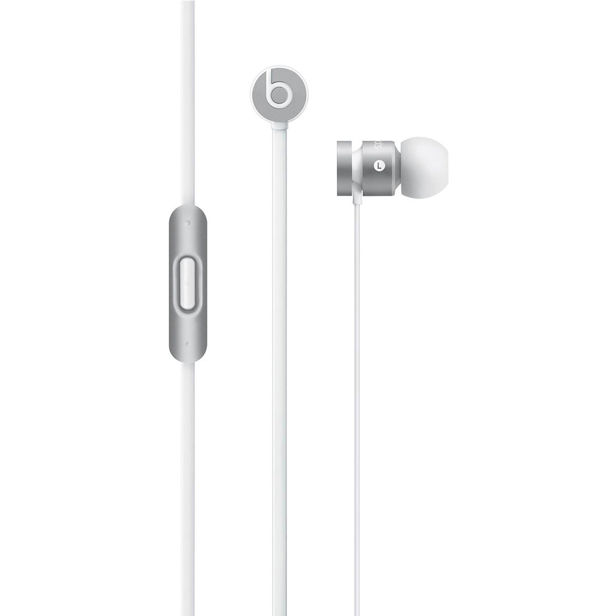 Sluchátka do uší Beats by Dr. Dre urBeats, stříbrná