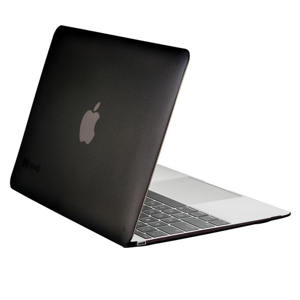 Speck SeeThru Black Matte - Macbook 12