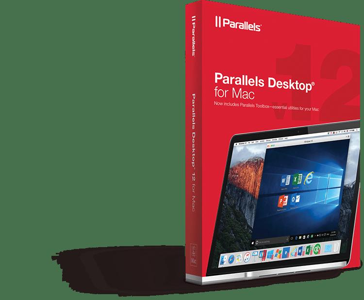 Parallels Desktop 12 pro Mac