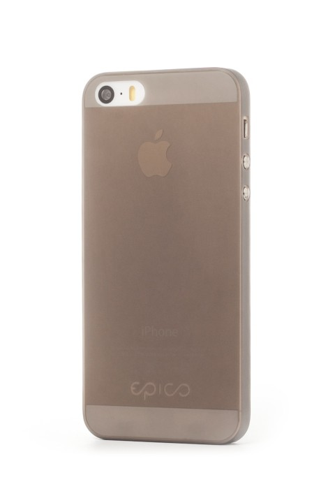 Kryt na iPhone SE / 5s / 5 EPICO TWIGGY MATT - šedý
