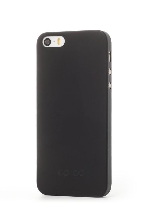 EPICO TWIGGY MATT, kryt pro iPhone 5/5s, černý
