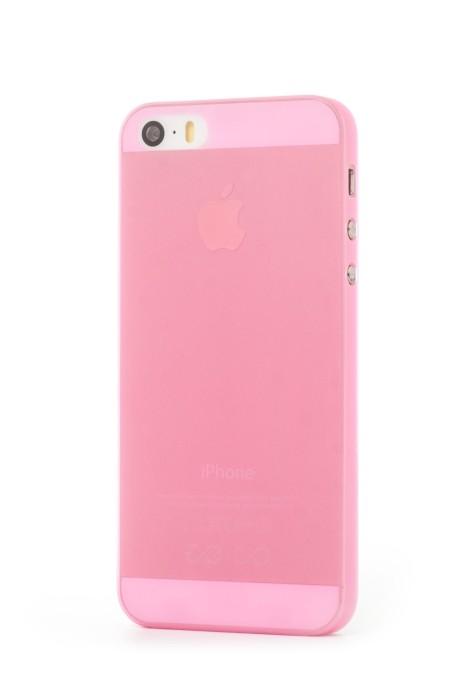 Kryt na iPhone SE / 5s / 5 EPICO TWIGGY MATT - růžový