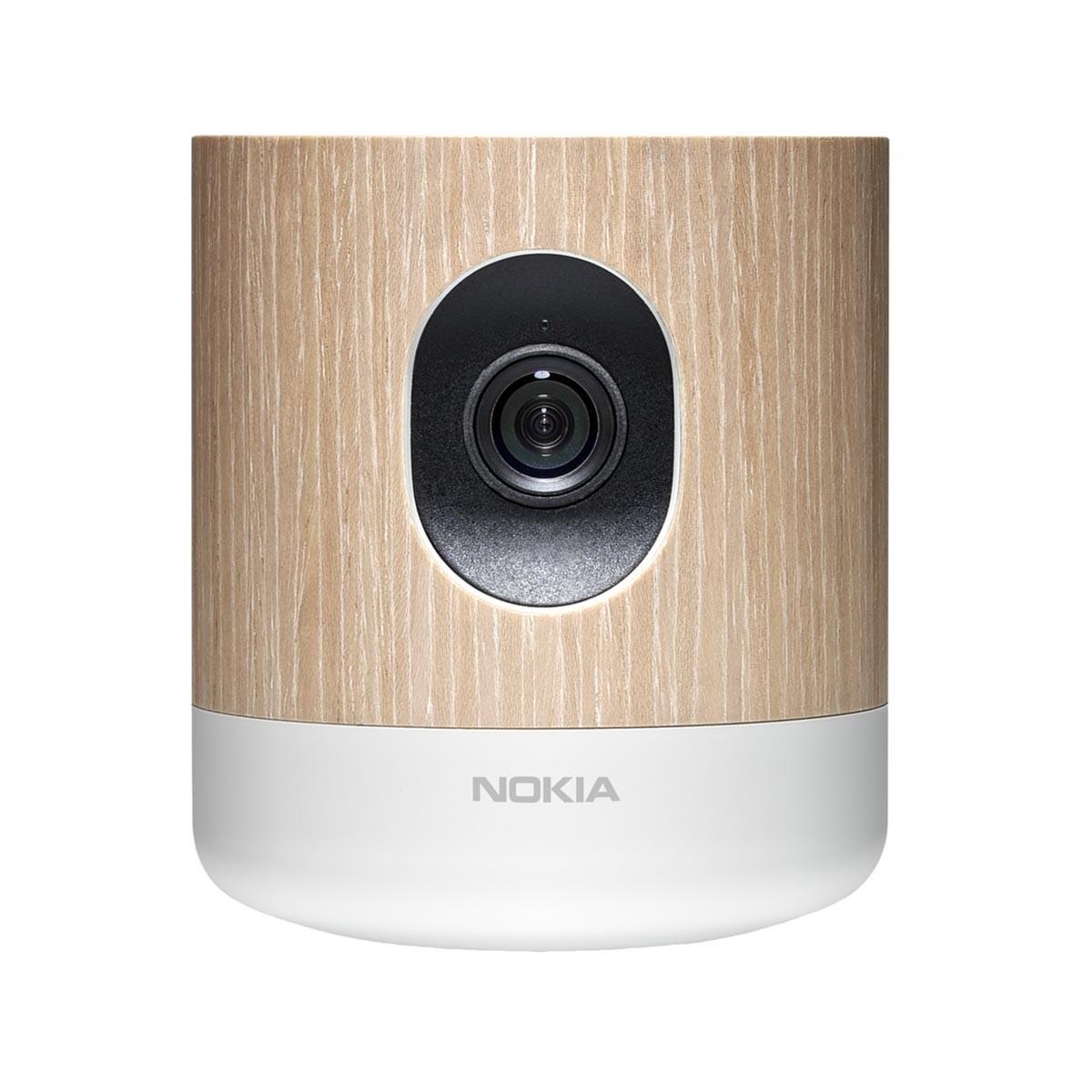 Nokia Home, domácí kamera s kontrolou kvality vzduchu
