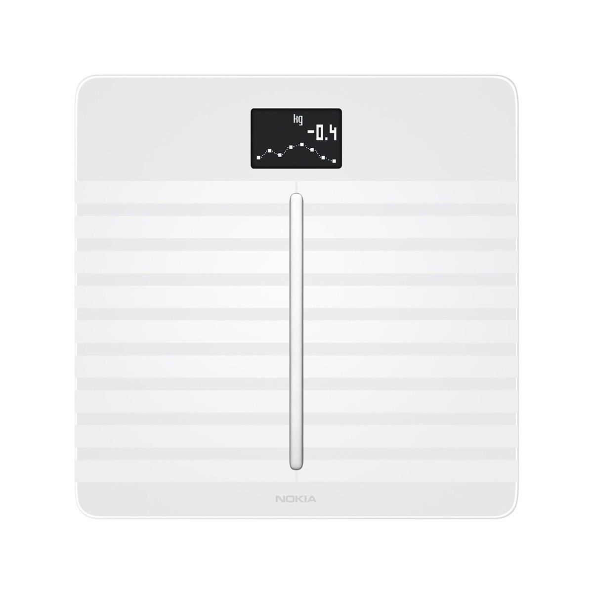 Osobní váha Nokia Cardio - bílá