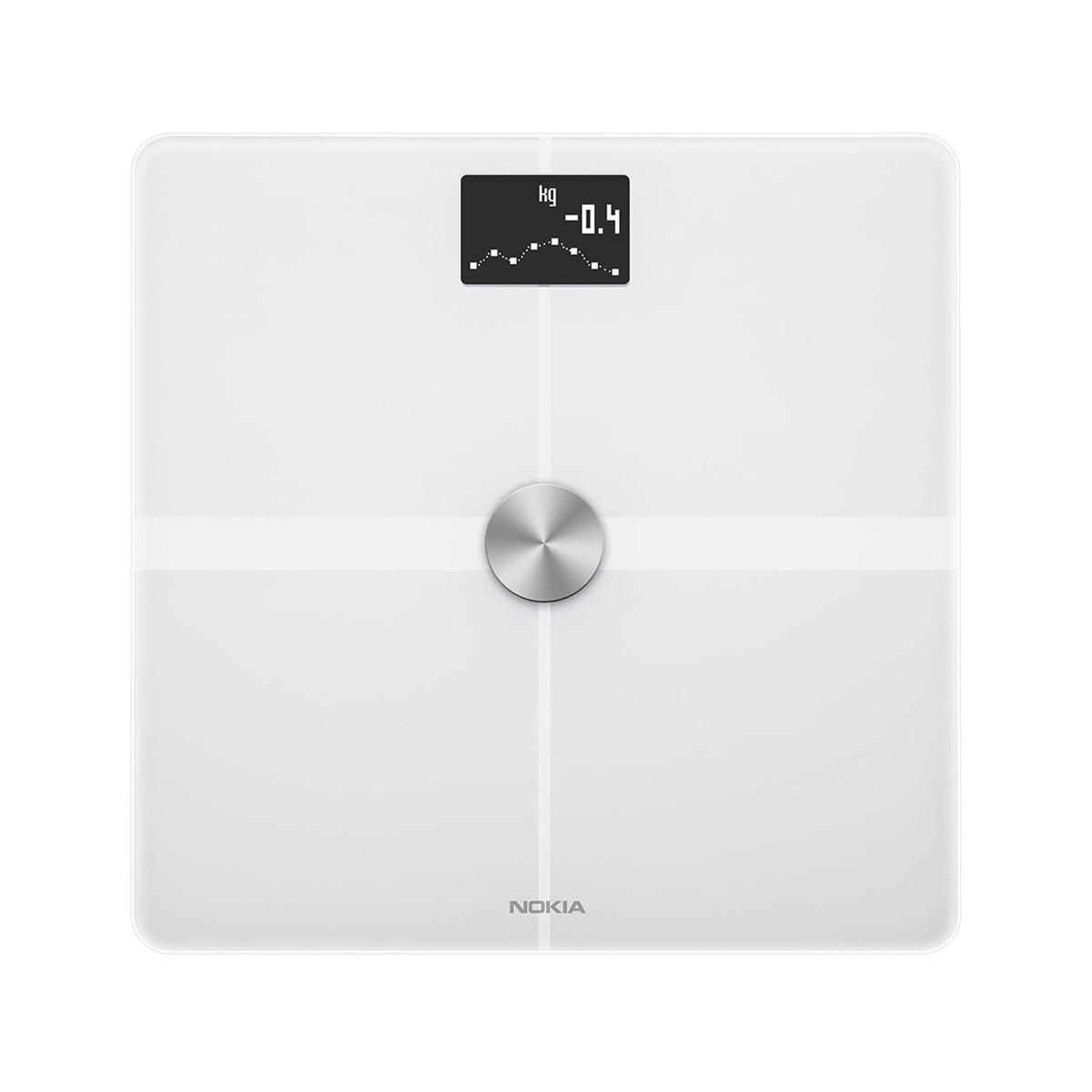 Osobní váha Nokia Body+ - bílá