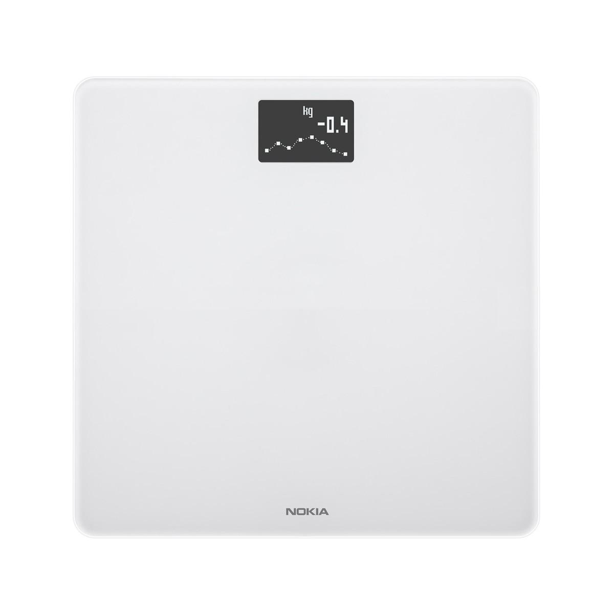 Osobní váha Nokia Body - bílá