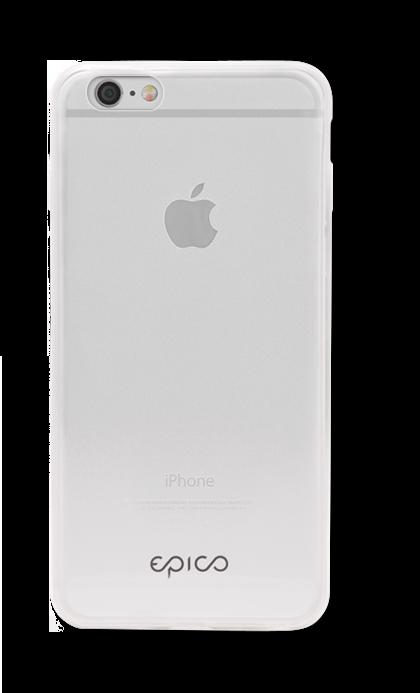 EPICO TWIGGY GLOSS, kryt pro iPhone 6/6s Plus - průhledný