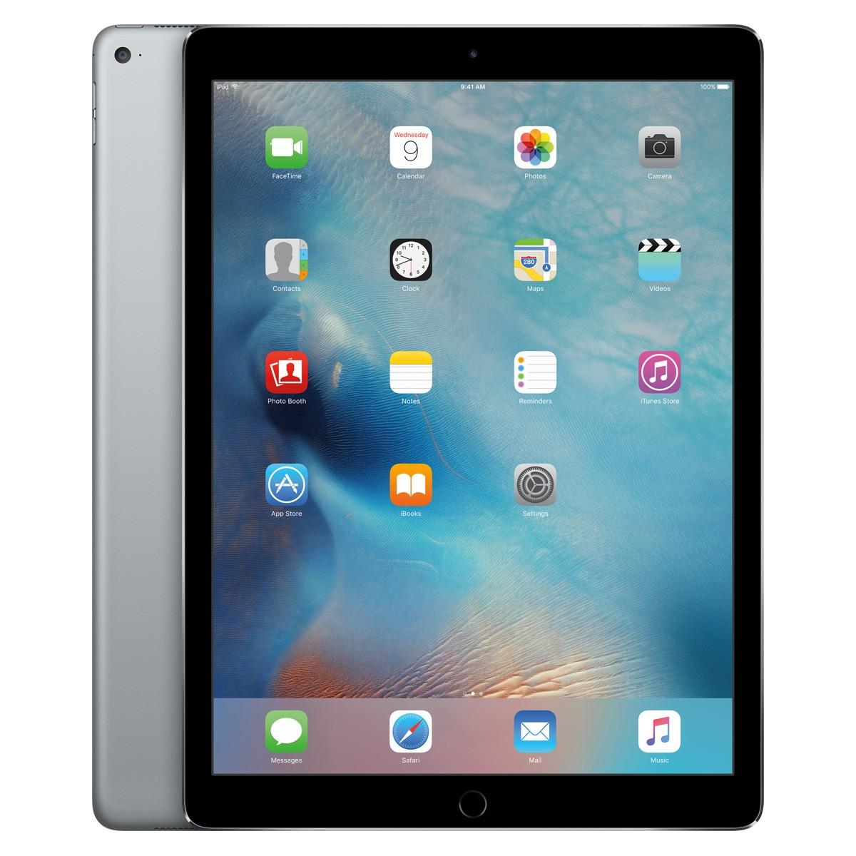 Apple iPad Pro Wi-Fi 32GB - Vesmírně šedý (rozbalený, použitý, záruka a odpovědnost z vad 12 měsíců)