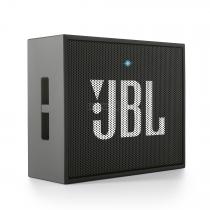 JBL GO, černý přenosný Bluetooth reproduktor