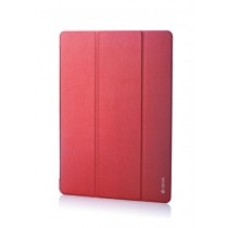 Devia - Light Grace iPad Pro case - Rose Red