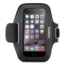 Belkin Sport-Fit armband iPhone 6/6s, černé pouzdro na sport