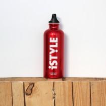 SIGG červená iSTYLE lahev