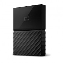 Western Digital My Passport - 1 TB, černý