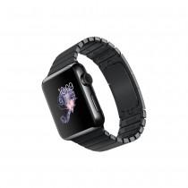 Hoco Link Edition, řemínek pro 38mm Apple Watch - černý