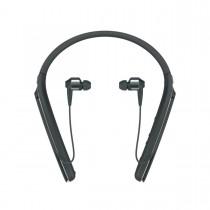 Sony WI-1000X, Bluetooth bezdrátová sluchátka do uší s týlním mostem s ANC, černá